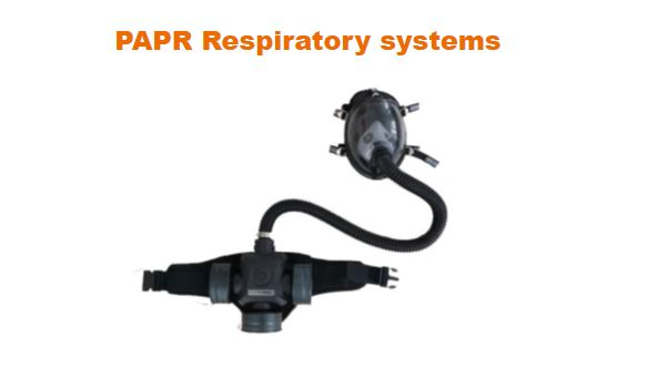 Protective Powered Air Purifying Respiratoring