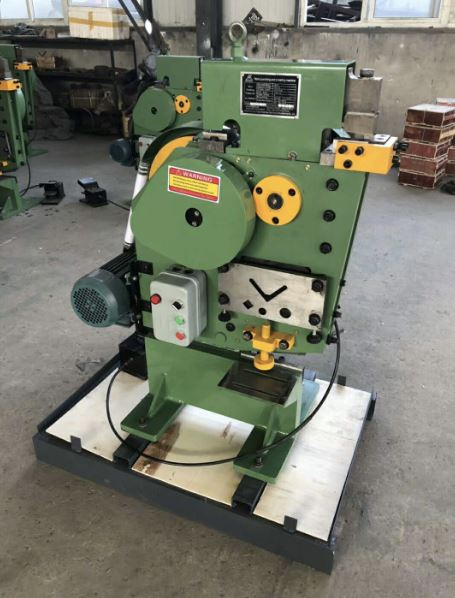QA32-8 Metal Punching And Shearing Machine