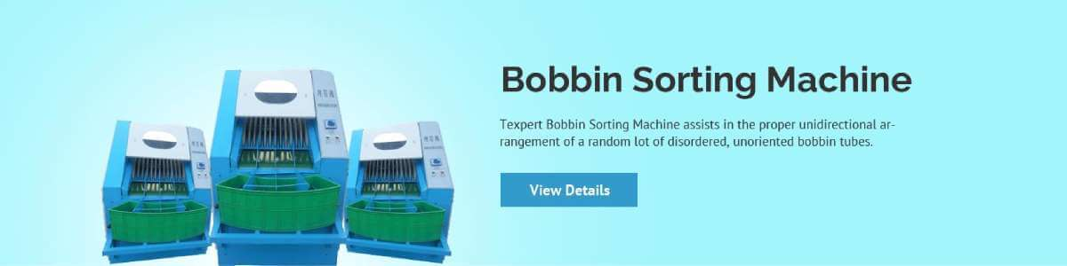 Bobbin Sorting Machine