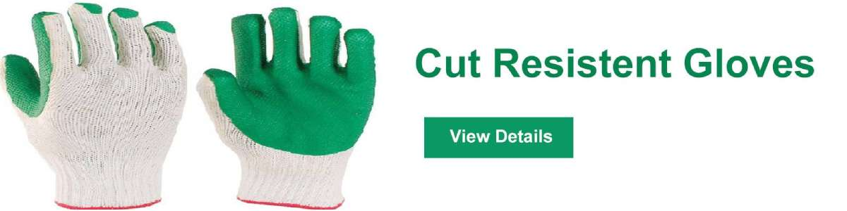 Cut Resistent Gloves