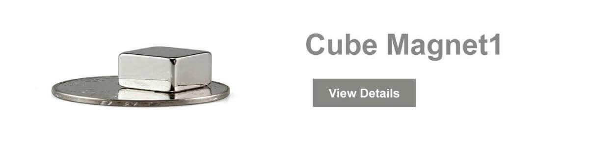 Cube Magnet1